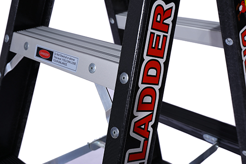 Brisbane FIberglass ladder U-SAFE