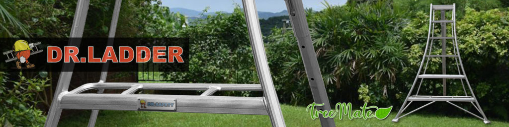 DR LADDER Tripod Orchard Ladder Australia Wide Delivery