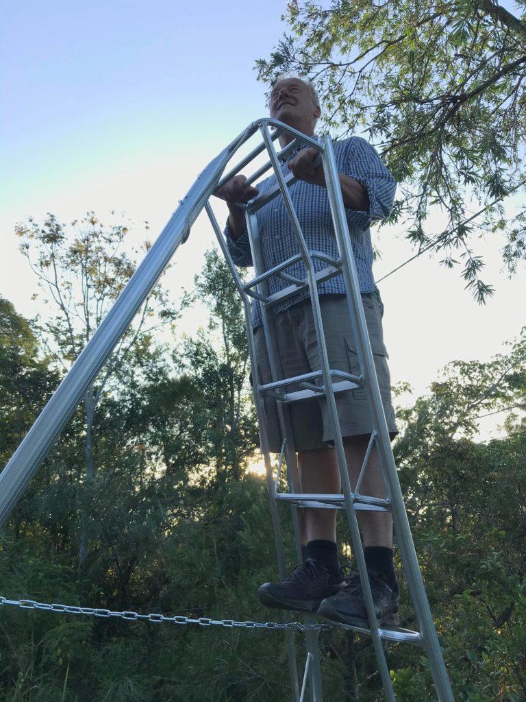 Tripod Ladder Australia Brisbane Sunshine Coast